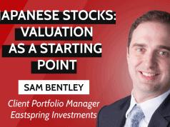 Japanische Aktien: Bewertungen als Ausgangspunkt