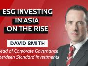 David Smith, Aberdeen, ESG Investing
