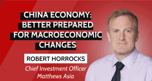 China Wirtschaft 2020 - interview Robert Horrocks