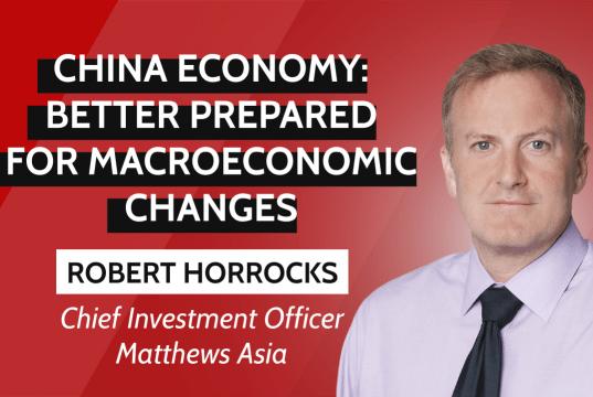 China Wirtschaft 2020 - interview Robert Horrocks