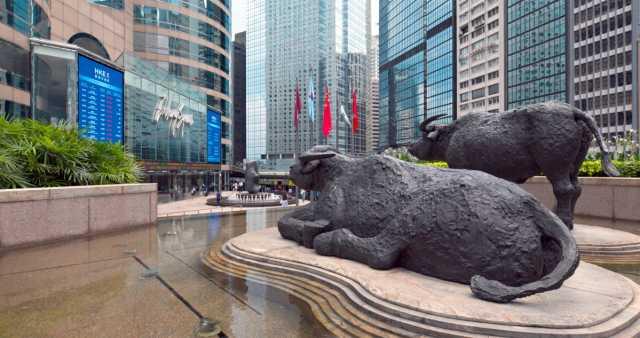 Hongkongs Hang Seng Index öffnet sich für