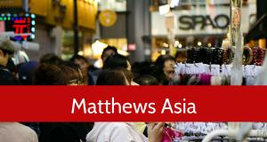 e-commerce Matthews Asia