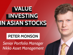 Interview, Peter Monson, Nikko AM, Asian stocks