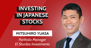 Interview Mitsuhiro Yuasa, investing in Japanese Stocks