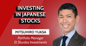 Interview Mitsuhiro Yuasa, investing in Japanese Stocks