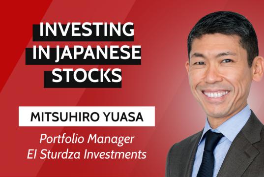 Interview Mitsuhiro Yuasa, EI Sturdza, Japanische Aktien