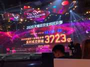 Singles' Day China 2020 - Record breaking