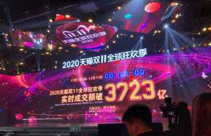 Singles Day China 2020 - Record breaking