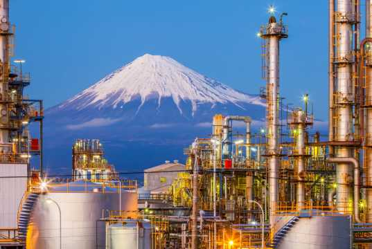 Wird Japan bis 2050 CO2-neutral sein?
