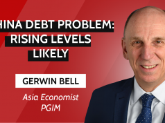 Gerwin Bell, PGIM, interview China debt problem 2020