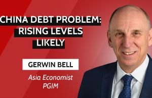 Gerwin Bell, PGIM, interview China debt problem 2020