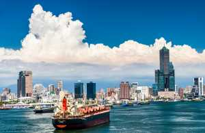 Taiwan export boom