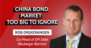 China bond market interview, Neuberger Berman