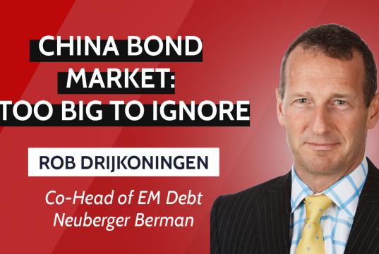 China bond market interview, Neuberger Berman