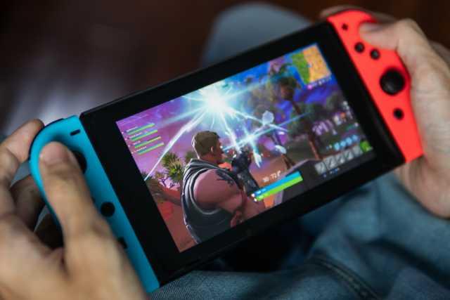 Nintendo Switch - Nintendo Record profits