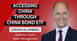China Bond ETF interview, GSAM
