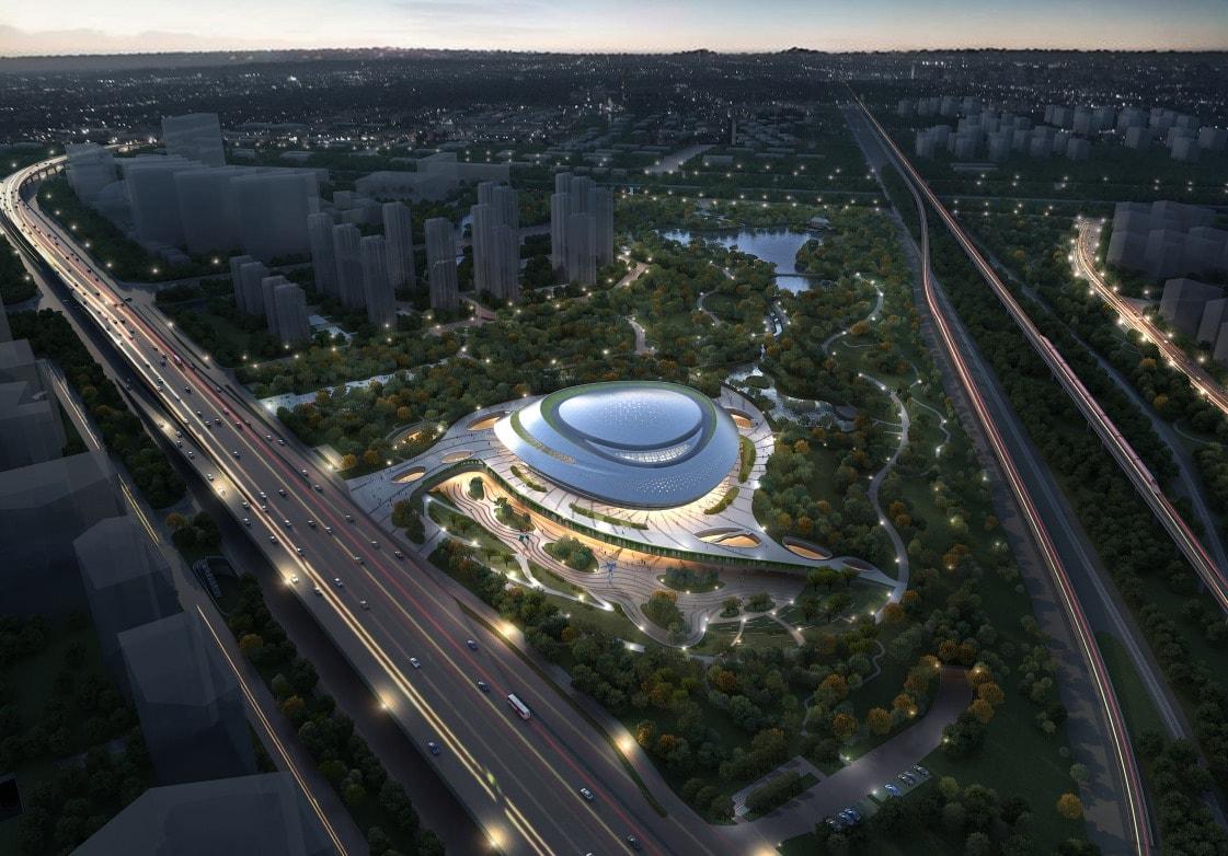 Xiacheng District Esports Stadium