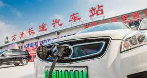 Chinese EV companies leading the way
