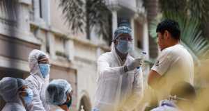 Coronavirus India second wave
