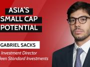 Asia small caps interview, Gabriel Sacks, Aberdeen