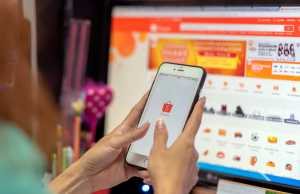 E-commerce Southeast Asia, Shopee